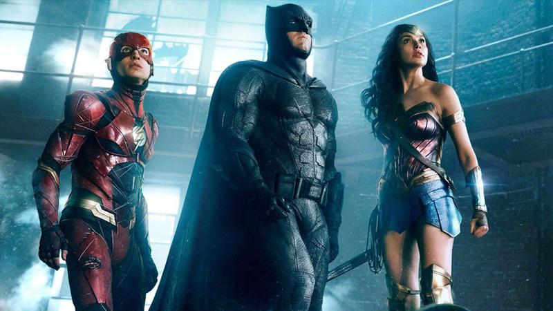 Justice League, il primo trailer italiano