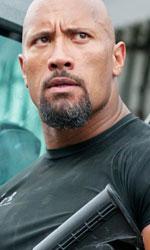 In foto Dwayne Johnson (45 anni)