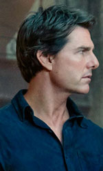 In foto Tom Cruise (55 anni)