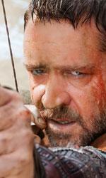Robin Hood, su Infinity l'impeccabile arciere guerriero di Ridley Scott -