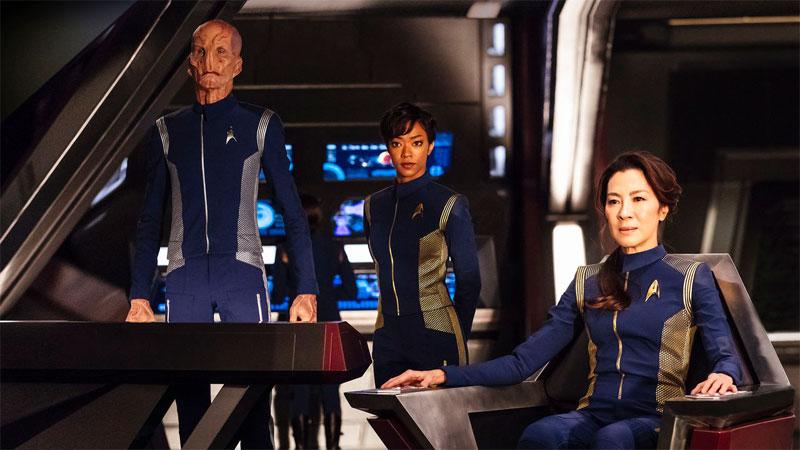 Star Trek: Discovery, la serie sarà su Netflix dal 25 settembre