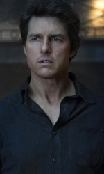 In foto Tom Cruise (56 anni)