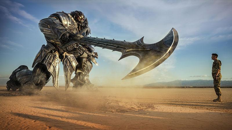 Trasformers 5: continua il suo dominio al Box Office