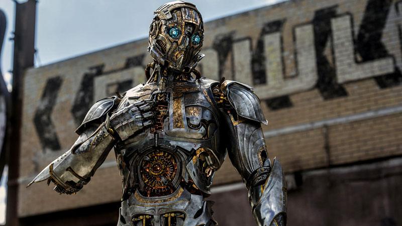 Transformers, rappresentazione dello stato dell'immaginario fantastico americano