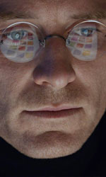 Steve Jobs, una personalità che fa la differenza. Su Infinity il film di Danny Boyle -
