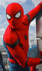 -  Dall'articolo: Spider-Man ancora primo ma la minaccia è vicina: oggi esce The War in 800 sale.