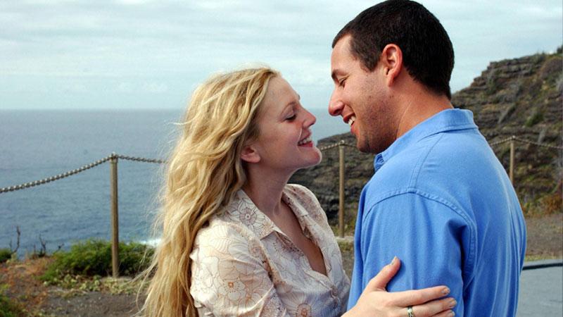 50 volte il primo bacio, il film stasera in TV su NOVE
