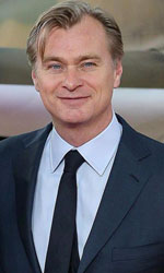 In foto Christopher Nolan (47 anni)
