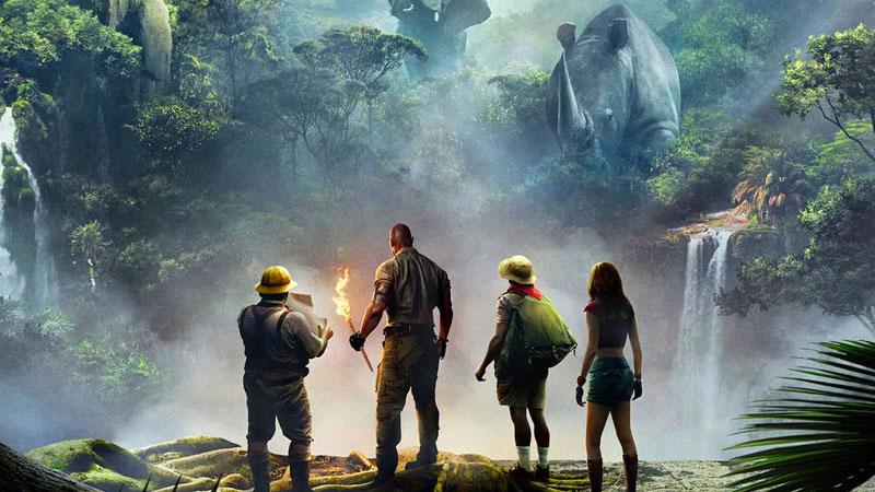 Jumanji - Benvenuti nella giungla, un sequel fedele nello spirito