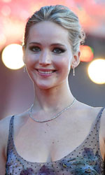 In foto Jennifer Lawrence (27 anni)