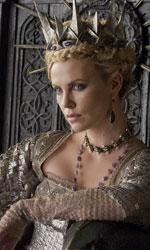 -  Dall'articolo: Biancaneve e il cacciatore, il film stasera in TV su canale5.