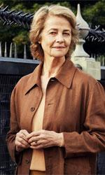 In foto Charlotte Rampling (71 anni)