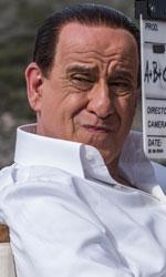 Servillo è Berlusconi, la prima foto del film di Sorrentino