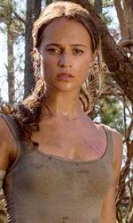 Weekend d'azione, Tomb Raider conquista il 1° posto