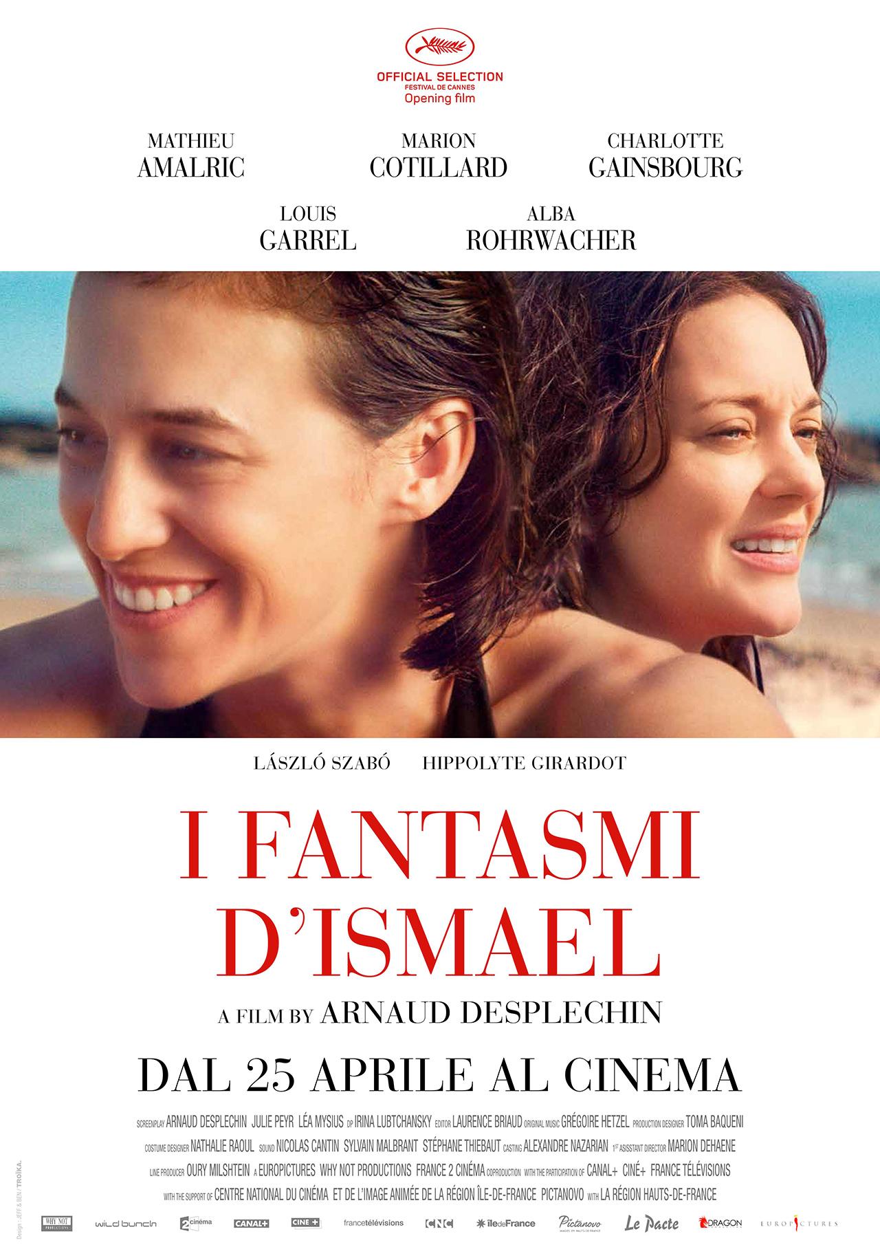 I fantasmi d'Ismael (2017)