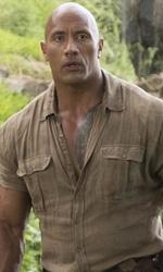 In foto Dwayne Johnson (47 anni) Dall'articolo: Jumanji: Benvenuti nella giungla in streaming su Rakuten TV a 5,99�.
