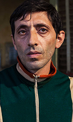 In foto Marcello Fonte (41 anni) Dall'articolo: Dogman, chi era davvero Er canaro della Magliana? E perché ha ucciso?.