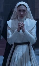 In foto Taissa Farmiga (25 anni) Dall'articolo: Clamoroso al box office: Gli Incredibili 2 subito scalzato, vince The Nun.