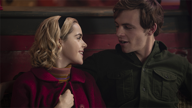 Sabrina e Harvey, la strega è tornata