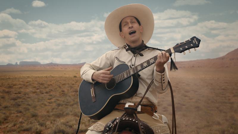 La ballata di Buster Scruggs, il western torna alle sue origini narrative
