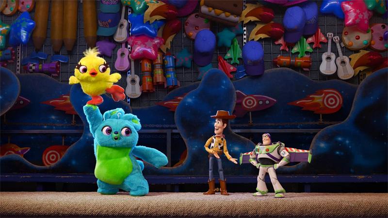 Toy Story 4, da giovedì 27 giugno al cinema