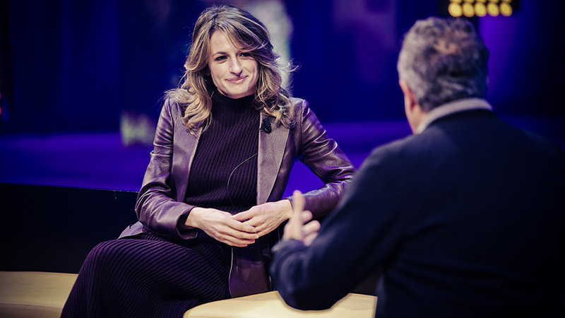 Splendor 11, Anita Kravos: «Le testate per Sorrentino? Erano vere»