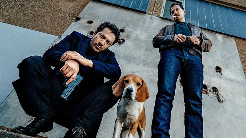 Dogs of Berlin, un affresco adrenalinico sul lato oscuro della capitale tedesca