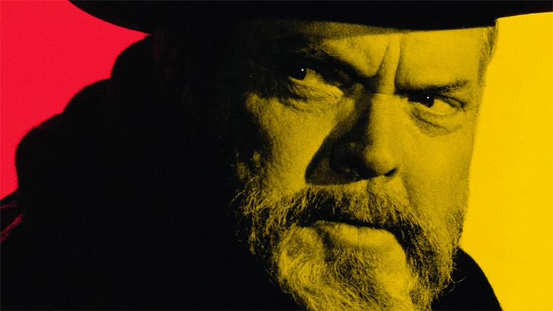 Lo sguardo di Orson Welles, il ritratto di una carriera intera