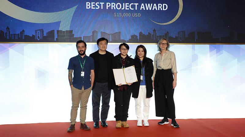 Macao Film Festival, Lost Paradise vince il premio come miglior progetto