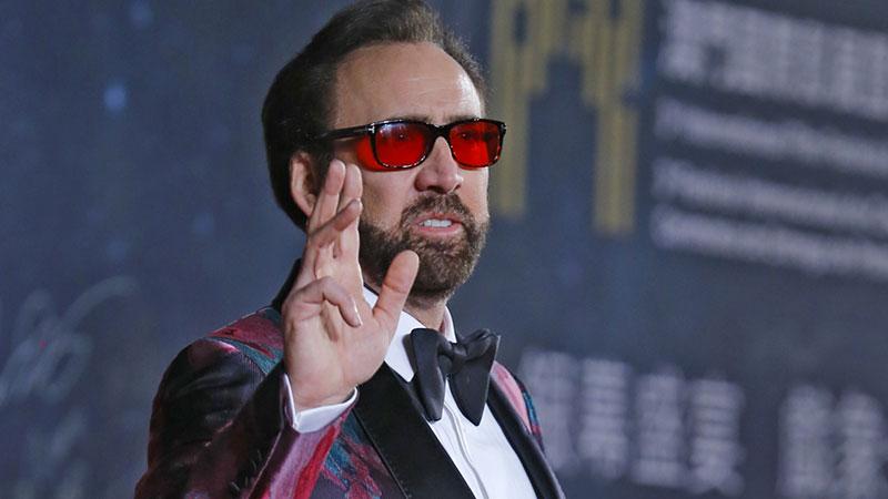Nicolas Cage, via da Las Vegas, benvenuto a Macao