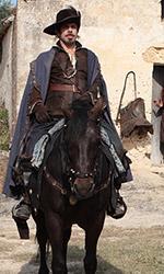 In foto Pierfrancesco Favino (50 anni) Dall'articolo: Moschettieri del Re: �ecco perch� ci chiamiamo cos� e non spadaceri�.