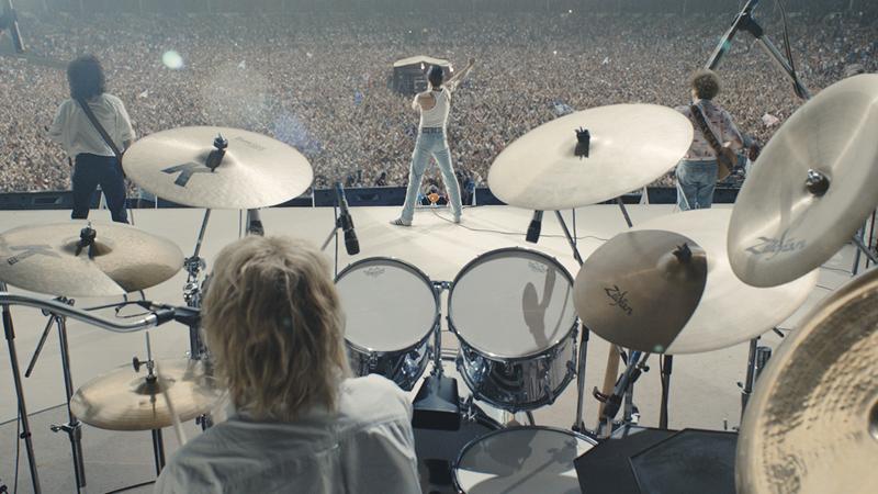 Bohemian Rhapsody saldamente in testa a 15 giorni dall'uscita