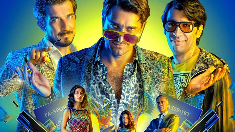 L'Agenzia dei Bugiardi, il poster ufficiale del film