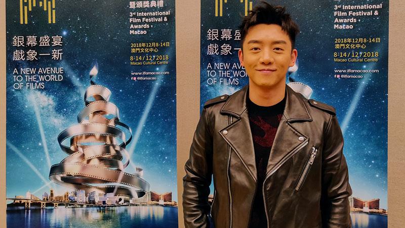 Zheng Kai, il fan di Toro Scatenato che vuole volare come Iron Man