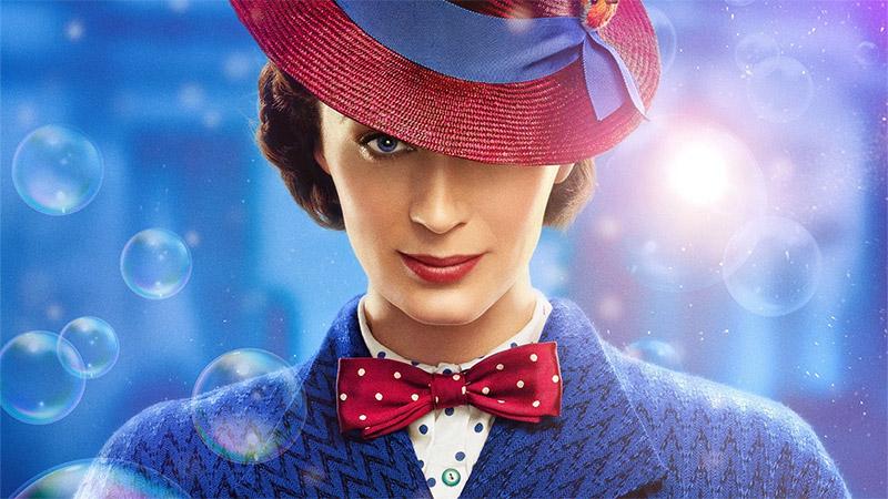 Il ritorno di Mary Poppins: Marshall dialoga con il film originale cercando un pubblico nuovo