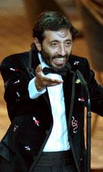 In foto Marcello Fonte (41 anni) Dall'articolo: European Film Awards, Marcello Fonte miglior attore.