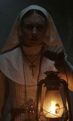 In foto Taissa Farmiga (25 anni) Dall'articolo: The Nun - La vocazione del male, qualcosa di oscuro tra le mura dell'Abbazia.