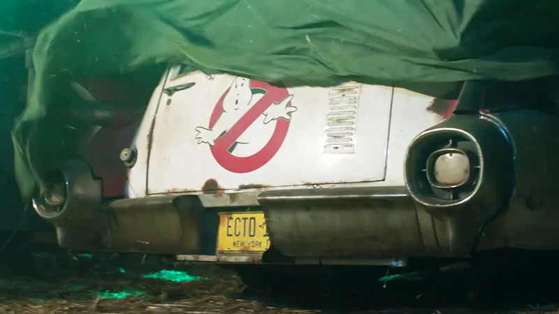 Ghostbusters 3, il teaser trailer originale del film [HD]