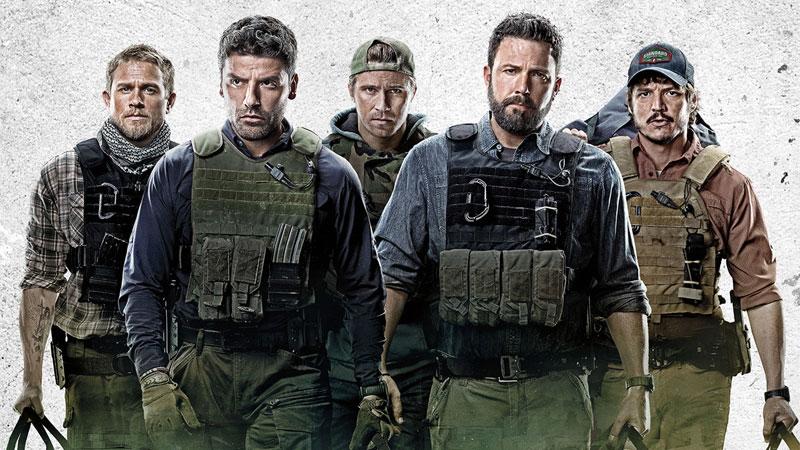 Triple Frontier, il nuovo trailer italiano del film