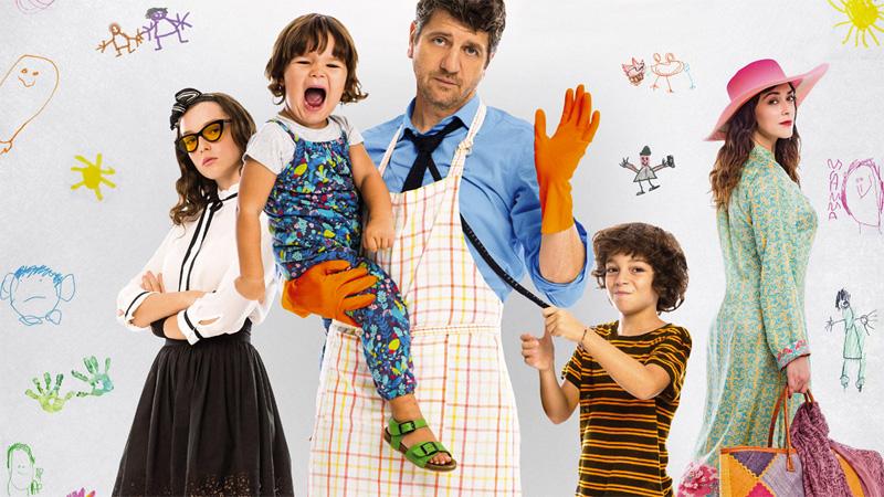 La commedia italiana vince il Box Office: 10 giorni senza mamma ancora primo