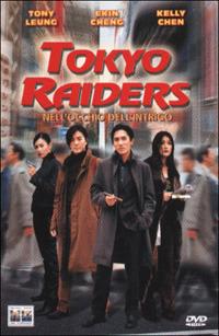Locandina Tokyo Raiders. Nell'occhio dell'intrigo