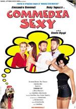 Locandina Commedia sexy