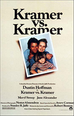 Locandina Kramer contro Kramer