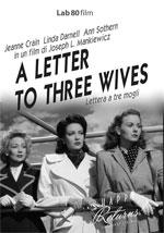 Locandina Lettera a tre mogli