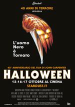 Locandina Halloween: la notte delle streghe