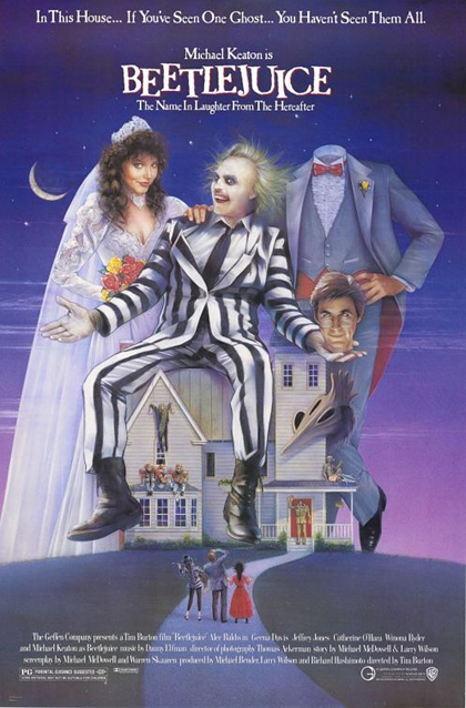 Beetlejuice - Spiritello porcello (1988) DVD9 Copia 1:1 Multi Ita