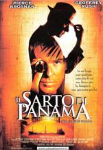 Locandina Il sarto di Panama