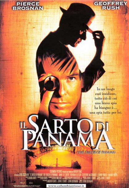 Trailer Il sarto di Panama