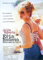 Locandina Erin Brockovich - Forte come la verit�