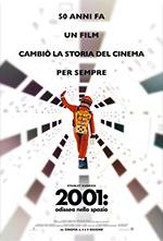 Locandina 2001: Odissea nello spazio